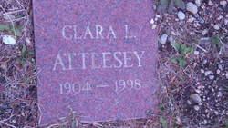 Clara L. <i>Seglem</i> Attlesey