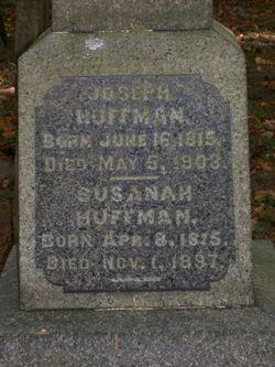 Susannah <i>Brady</i> Huffman