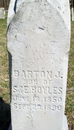 Barton J Boyles