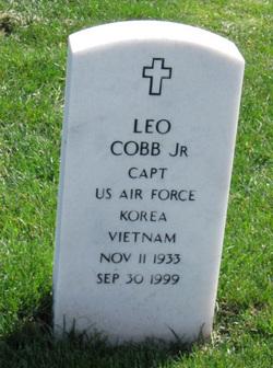 Leo Cobb, Jr