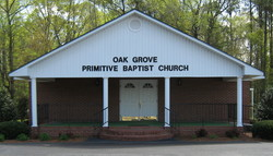 Oak Grove Primitive Baptist Church & Cemetery