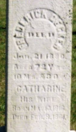 Catharine <i>Cook</i> Decker