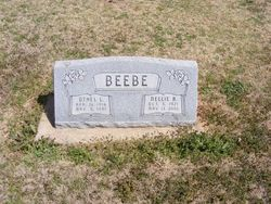 Nellie B. <i>McCartney</i> Beebe