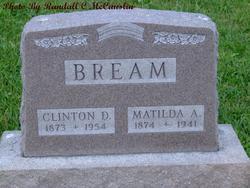 Matilda Alice Tillie <i>Deardorff</i> Bream