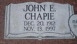 John Eugene Chapie