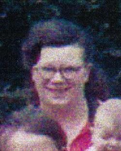 Gloria Mabel Goad <i>Wheeler</i> Dunagan