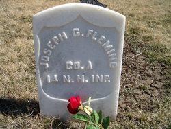 Pvt Joseph Gardner Fleming
