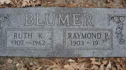 Raymond P Blumer