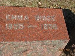 Emma Birge