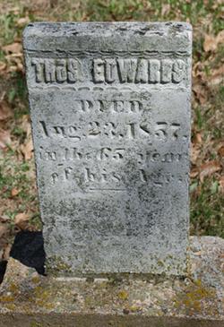 Thomas Edwards, I
