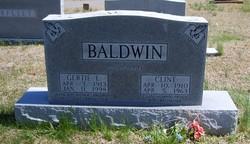 Gertie L <i>Bennett</i> Baldwin