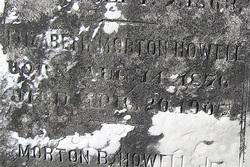 Elizabeth Morton Howell