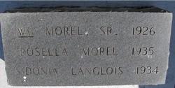 William Morel, Sr