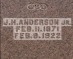 John Hendricks Anderson, Jr