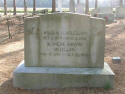 Blanche <i>Melvin</i> McLellan