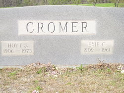 Exie <i>Carey</i> Cromer