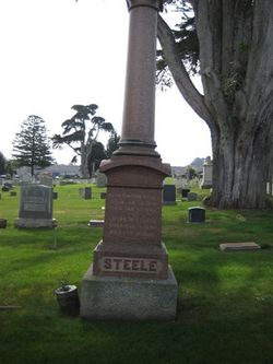 Julia P. <i>Stanley</i> Steele