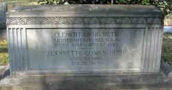 Clement Craig Heth