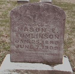Mason E. Tomlinson
