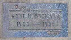 Axel Henry Beckala