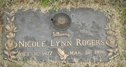 Nicole Lynne Rogers