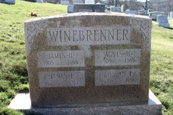 Agnes Martha <i>Wilson</i> Winebrenner