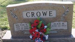 Milton Nelson Crowe