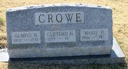 Marie <i>Hess</i> Crowe