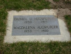 Magdalena <i>Ropp</i> Augspurger