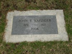 John F. Nafziger