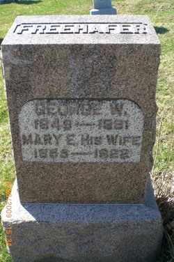 George Washington G.W. Freehafer
