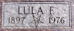 Lula F Blunk