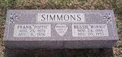 Bessie Mae <i>Davis</i> Simmons