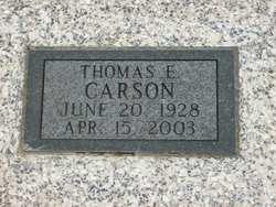 Thomas E. Carson