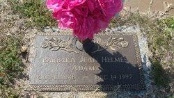 Barbara Jean <i>Helmes</i> Adams