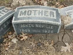 Agnes Neville