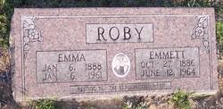 Emma Bell <i>Furr</i> Roby