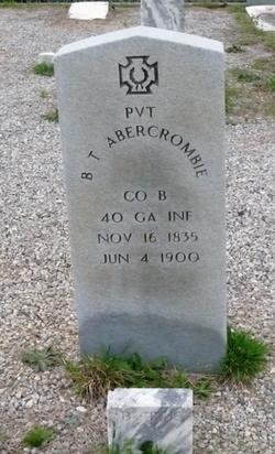 Barlett T Abercrombie