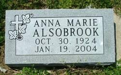 Anna Marie Alsobrook
