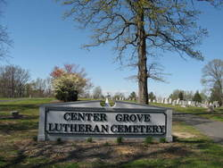 Center Grove Lutheran Cemetery
