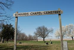 Edwards Chapel Cemetery