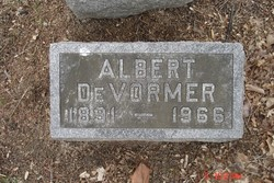 Albert E. Al DeVormer
