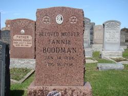Fannie <i>Rosansky</i> Boodman