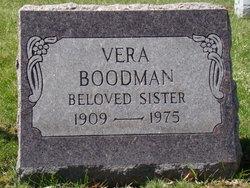 Vera Boodman