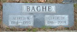 Gertrude Trudy <i>Ellis</i> Bache