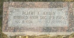 Albert T Jensen