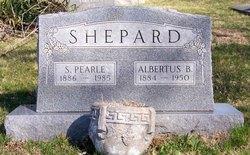 Albertus Blaine Shepard