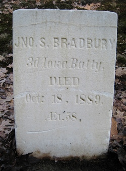 John S Bradbury