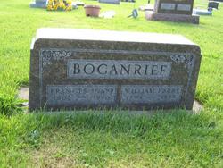 Frances <i>Snapp</i> Boganrief