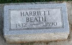 Harriett Beath